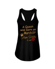 March 19th Ladies Flowy Tank thumbnail