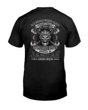 Januar Classic T-Shirt back