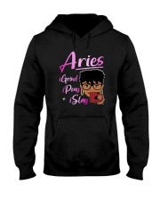 Aries Girl - Special Edition Hooded Sweatshirt thumbnail