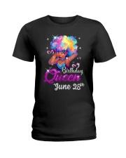 June 28th Ladies T-Shirt thumbnail