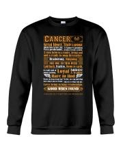 Cancer Crewneck Sweatshirt thumbnail