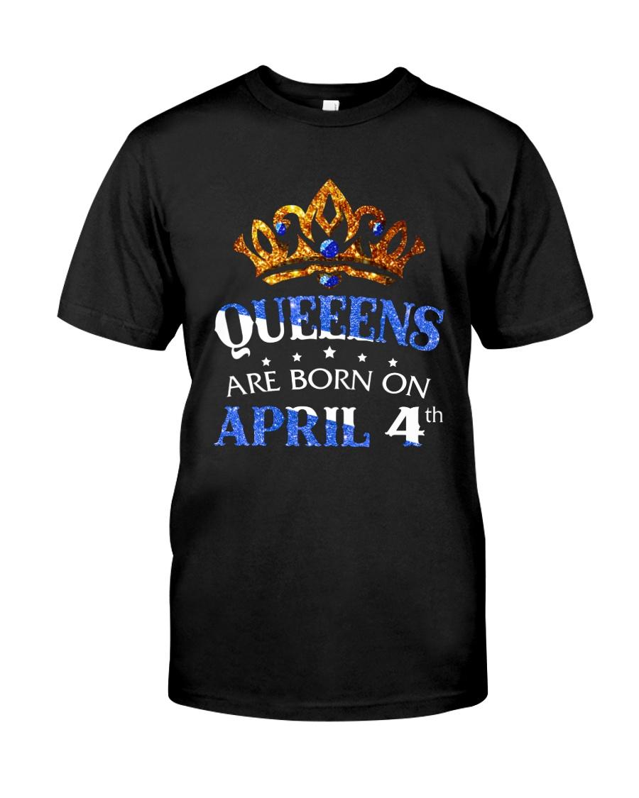 APRIL QUEEN Classic T-Shirt