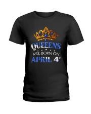 APRIL QUEEN Ladies T-Shirt thumbnail