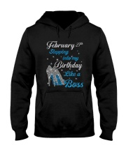 February 27th Hooded Sweatshirt thumbnail