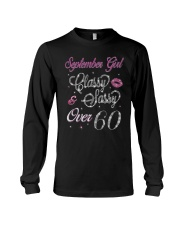 September Girl - Limited Edition Long Sleeve Tee thumbnail