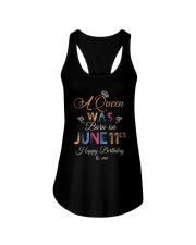 June 11th Ladies Flowy Tank thumbnail
