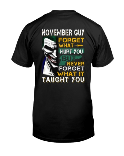 November Guy - Limited Edition