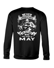 May Man - Special Edition Crewneck Sweatshirt thumbnail