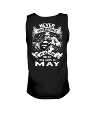 May Man - Special Edition Unisex Tank thumbnail