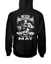 May Man - Special Edition Hooded Sweatshirt thumbnail