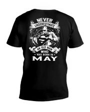 May Man - Special Edition V-Neck T-Shirt thumbnail