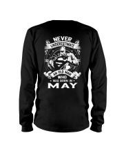 May Man - Special Edition Long Sleeve Tee thumbnail