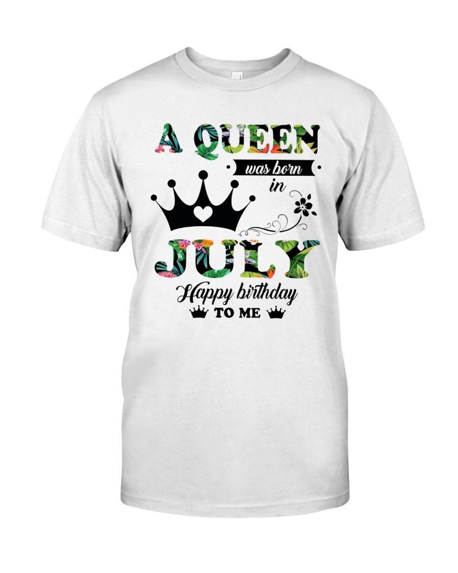 A QUEEN JULY Classic T-Shirt