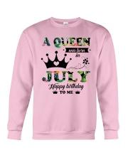 A QUEEN JULY Crewneck Sweatshirt thumbnail