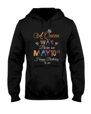 May 10th Hooded Sweatshirt thumbnail