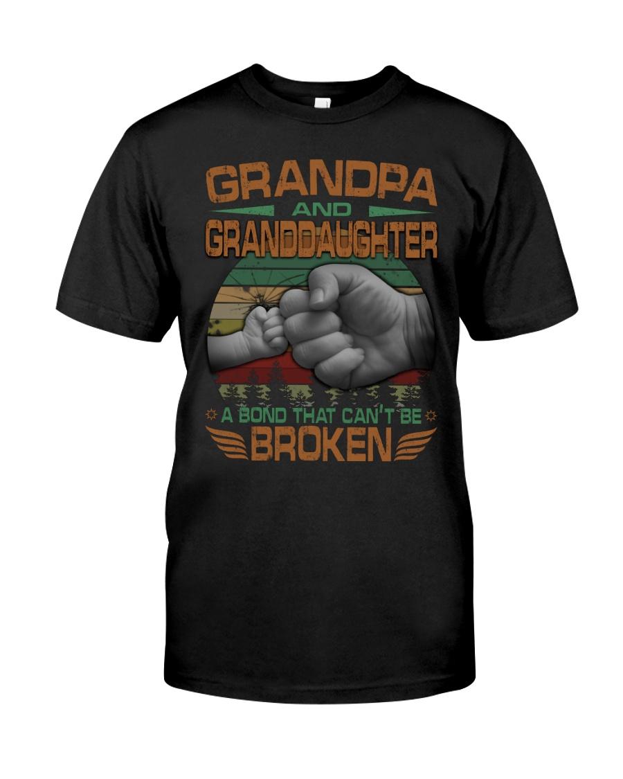 GRANDDAUGHTER Classic T-Shirt