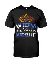 MARCH QUEEN Classic T-Shirt thumbnail
