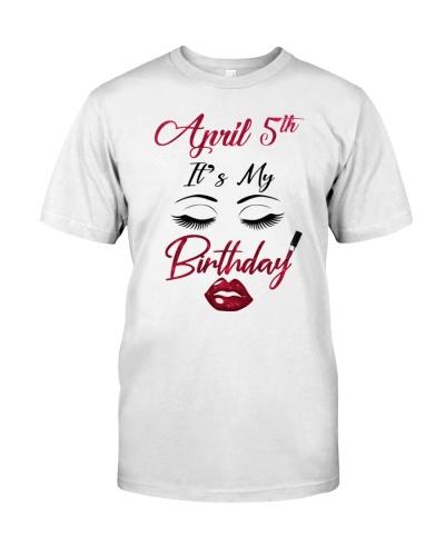 April 5th