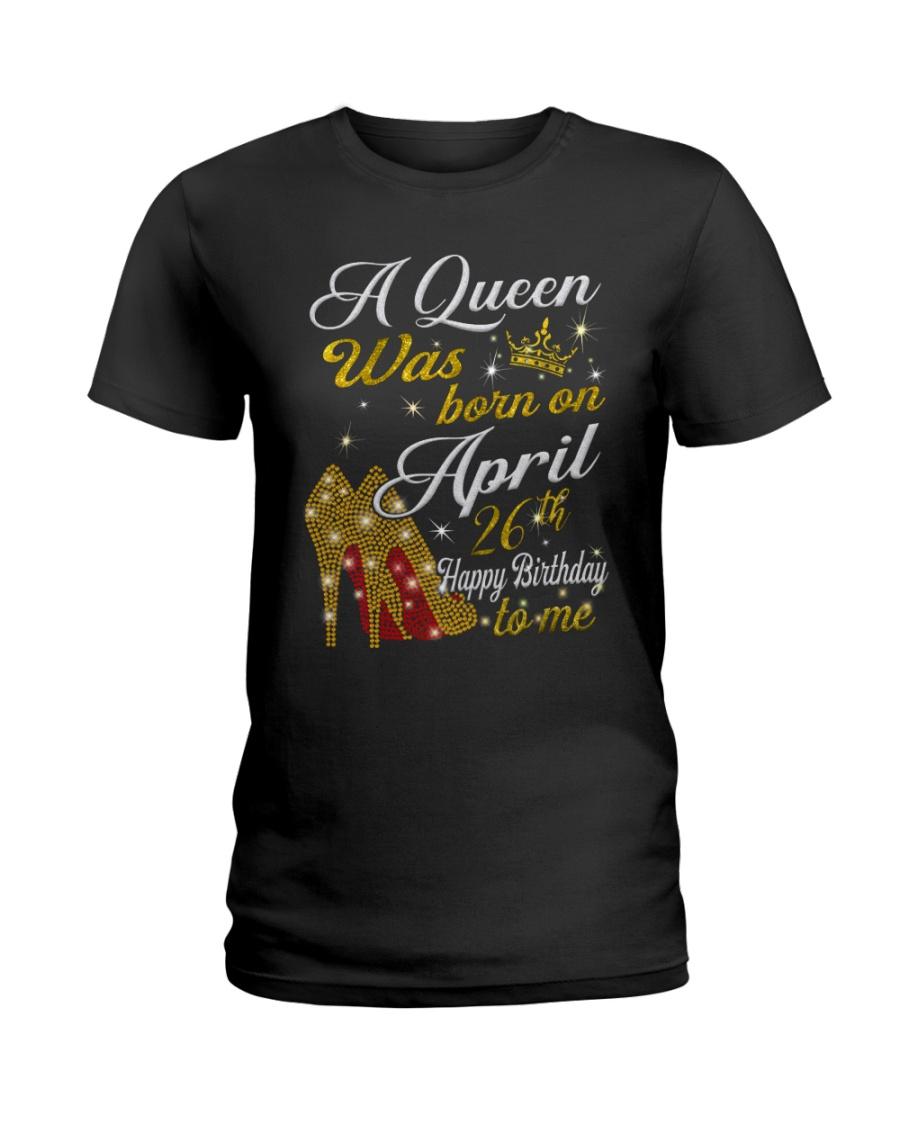 April 26th Ladies T-Shirt
