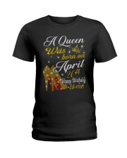 April 26th Ladies T-Shirt front