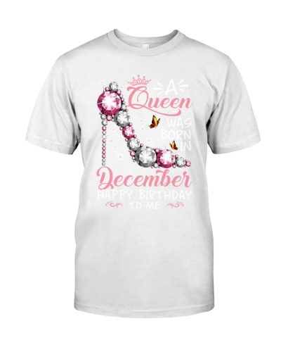 A Queen Was Born In December