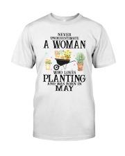 May Girl - Special Edition Classic T-Shirt thumbnail