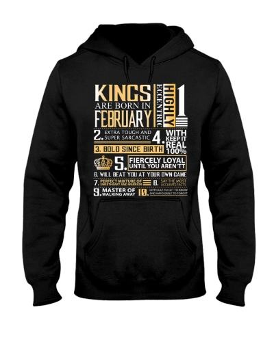 King February - Limited Edition