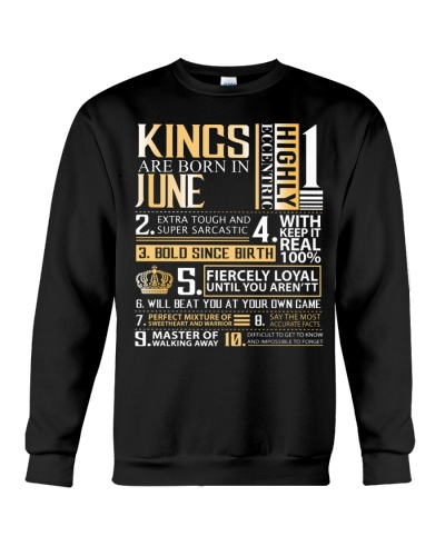 King June - Limited Edition