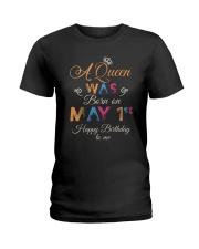 May 1st Ladies T-Shirt thumbnail