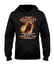 March King Hooded Sweatshirt thumbnail