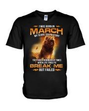 March King V-Neck T-Shirt thumbnail