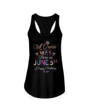 June 5th Ladies Flowy Tank thumbnail