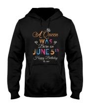 June 5th Hooded Sweatshirt thumbnail