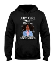 July Girl - Special Edition Hooded Sweatshirt thumbnail