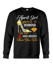 APRIL GIRL Crewneck Sweatshirt thumbnail