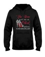Avril Hooded Sweatshirt thumbnail