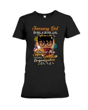 January Girl - Special Edition Premium Fit Ladies Tee thumbnail