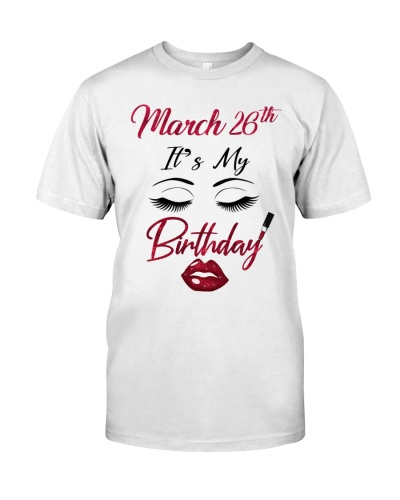 March 26th
