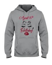 April 15th Hooded Sweatshirt thumbnail