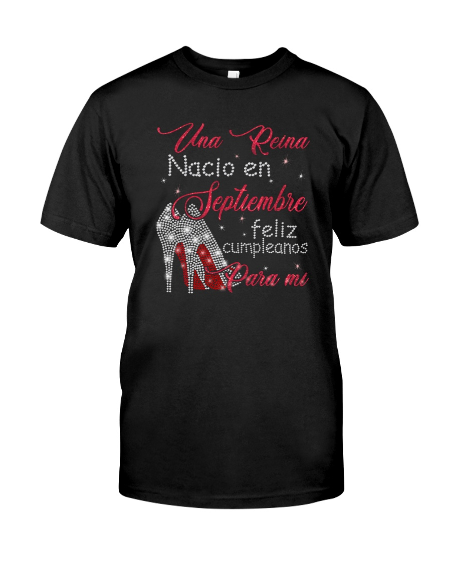 Septiembre Classic T-Shirt