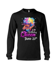 June 30th Long Sleeve Tee thumbnail