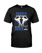 ARIES MAN Classic T-Shirt front
