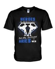 ARIES MAN V-Neck T-Shirt thumbnail