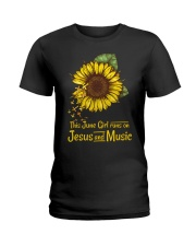 June Ladies T-Shirt thumbnail