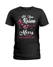 Mars Ladies T-Shirt thumbnail