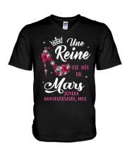 Mars V-Neck T-Shirt thumbnail