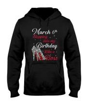 March 6th Hooded Sweatshirt thumbnail