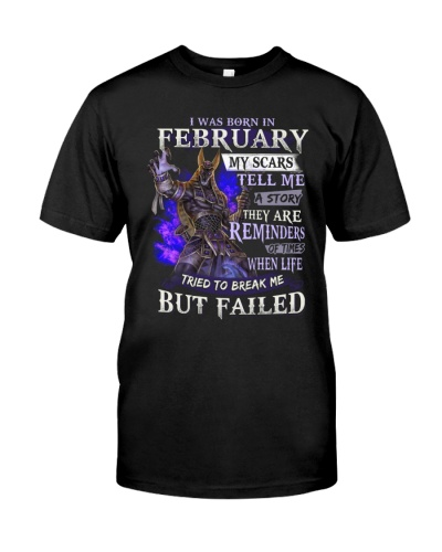 FEBRUARY MEN - Limited Edition