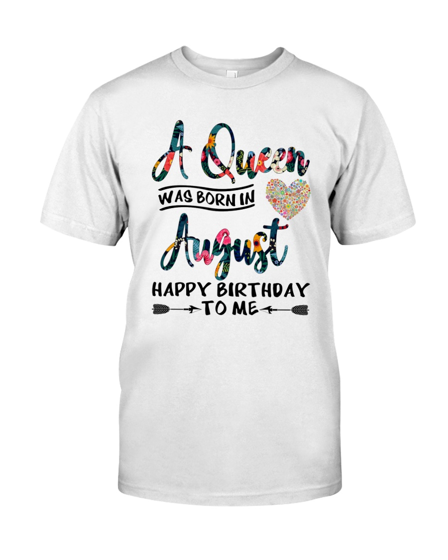 Aug Classic T-Shirt