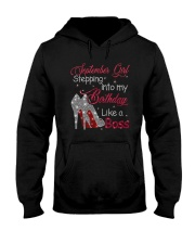 September Girl - Special Edition  Hooded Sweatshirt tile